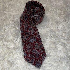 Vintage Hardy Amies All Silk Men's Tie